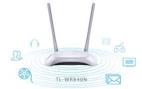 Acesspoint TPLink TL-WR840N chuẩn N 300Mb 2 Anten